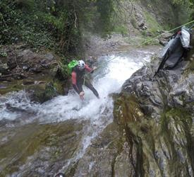 Canyoning Sima del Diablo, Adventure Tours in Spain
