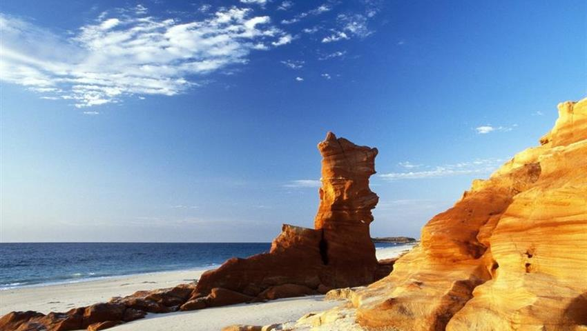 Cape Leveque rocks, Cabo Leveque