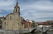 San Antonio Church, Casco Viejo Tour Bilbao