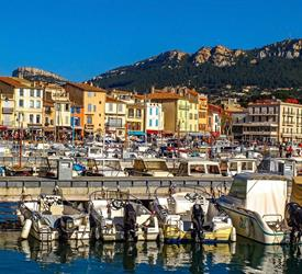 Cassis and the Creeks Excursion, Sightseeing Tours in France