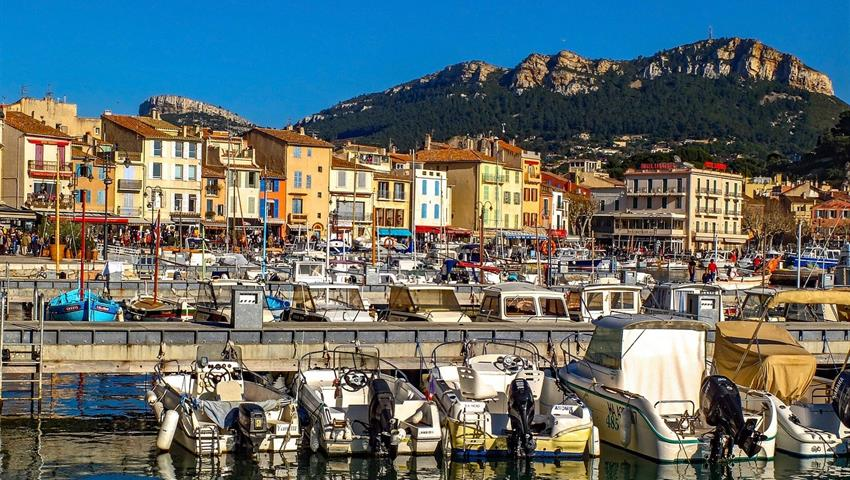 Cassis and the Creeks Excursion, Cassis and the Creeks Excursion