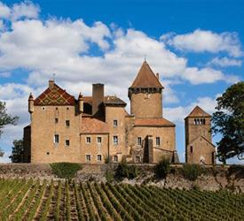Castles of Burgundy, Wine Tours in France