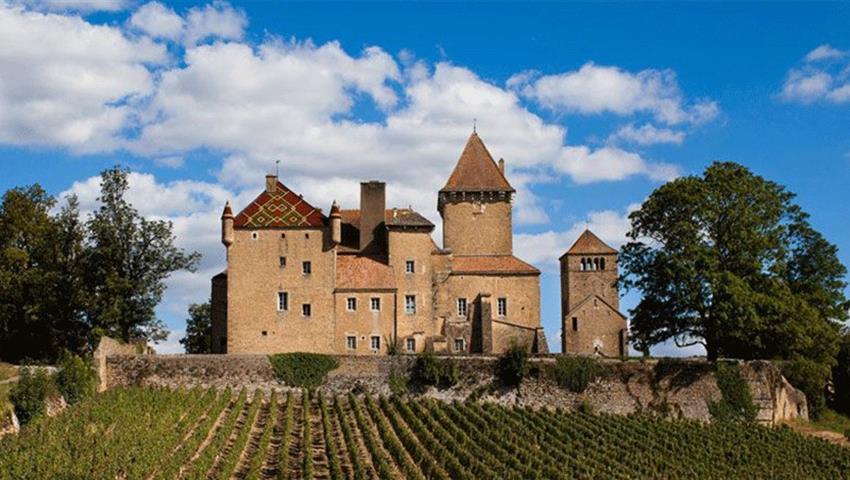 Castles of Burgundy, Castles of Burgundy