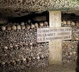 Catacombs Guided Tour