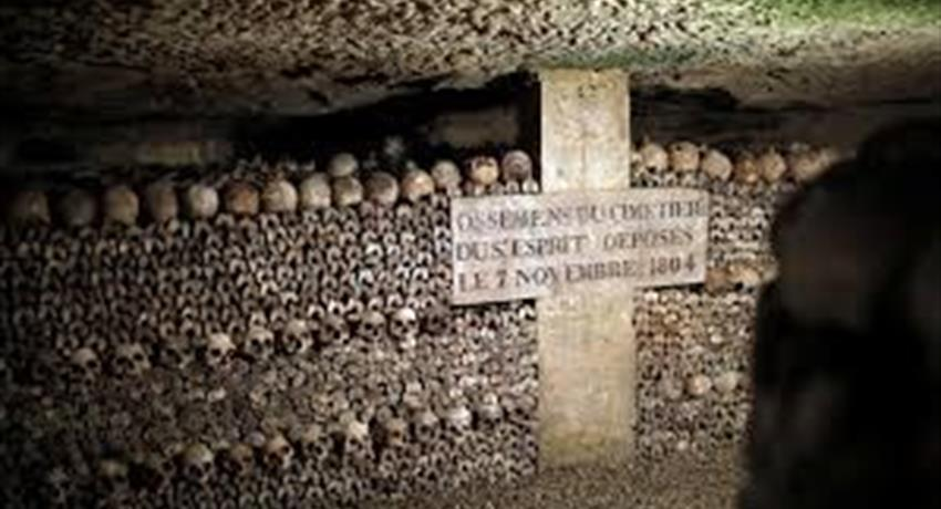 Paris Catacombs, Catacombs Guided Tour