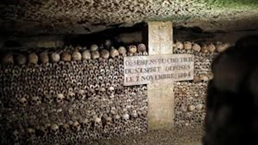 Paris Catacombs, Catacombs Guided Tour