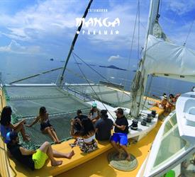 Catamaran All Inclusive to Taboga - Lunch, Boat Tours in Panama
