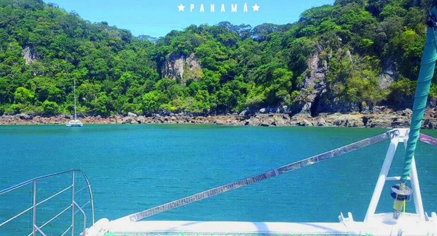 2, Catamaran All Inclusive to Taboga - Lunch
