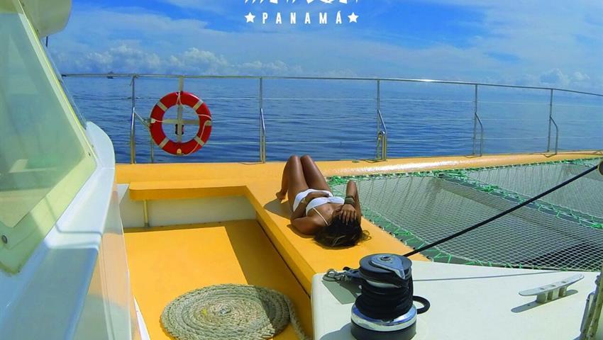 5, Catamarán Todo Incluido a Taboga - Almuerzo