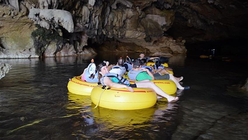 5, Cave Tubing Fun Tour
