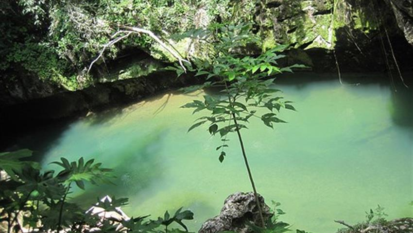 3, Belize Cave Tubing Tour
