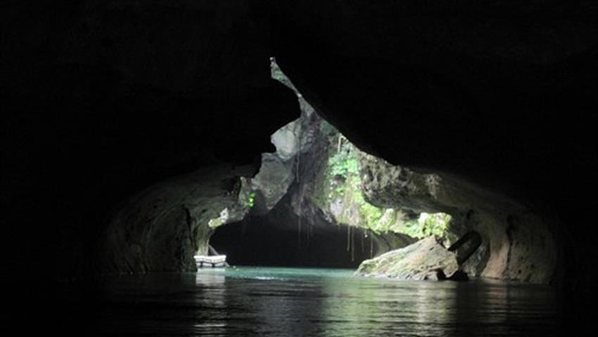 4, Belize Cave Tubing Tour