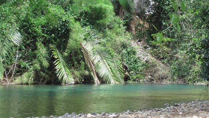 5, Belize Cave Tubing Tour