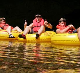 Cave Tubing Tour Belize