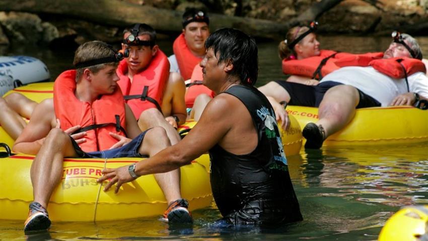 5, Cave Tubing Tour Belize