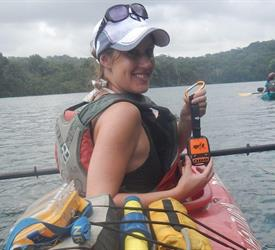 Chagres River Kayak Expedition