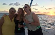 champagne sunset sail tiqy, Champagne Sunset Sail