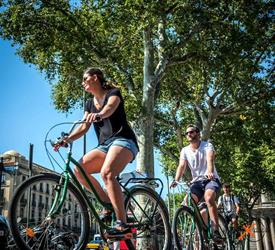 City Bike Tour, Bike Tours in Spain