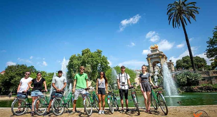 5, City Bike Tour
