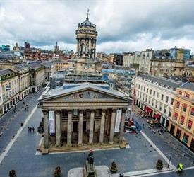 City Centre Walking Tour, Walking Tours in Scotland