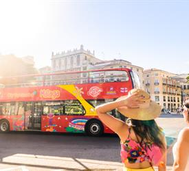 City Sightseeing Tour en Málaga