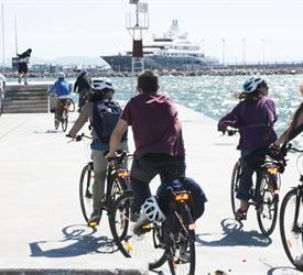 City to Sea Bike Tour