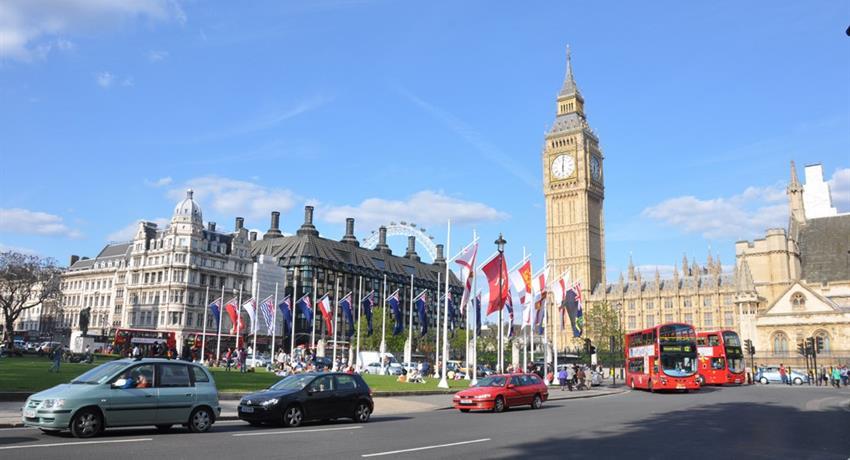 Toru londres clasico vista del big ben, Classic London Walking Tour
