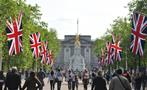 the path of british flags, Classic London Walking Tour
