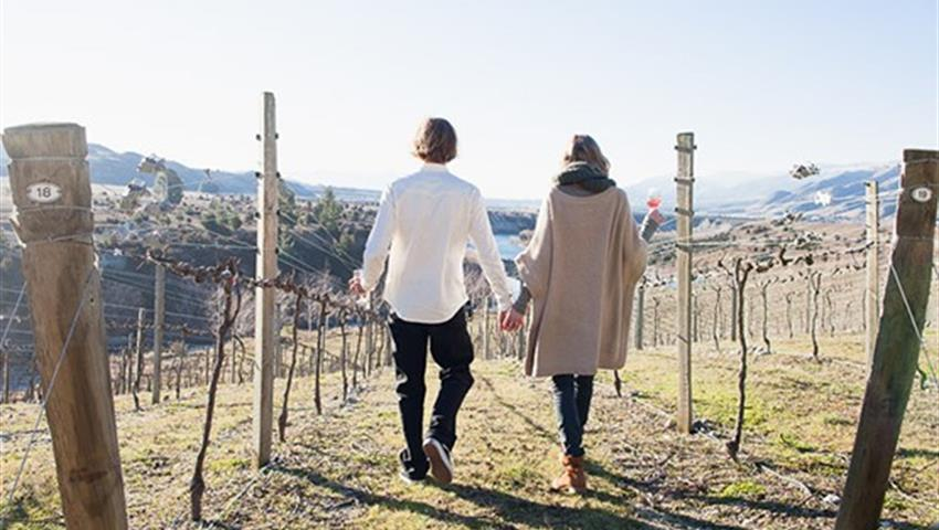 couple tiqy, Classic Wine Tour