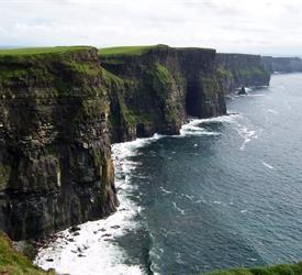 Cliffs of Moher Express and 3 Hour Stop, Cliffs Of Moher Tours in Ireland