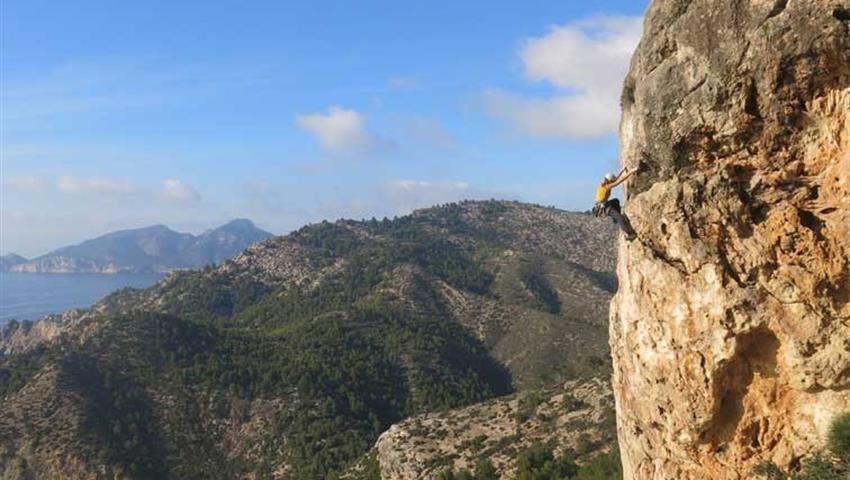 Rock Climbing girl, Rock Climbing Extreme Adventure