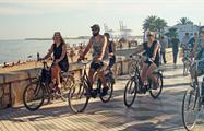 Beach Promenades, Coastal Bike Tour Malaga