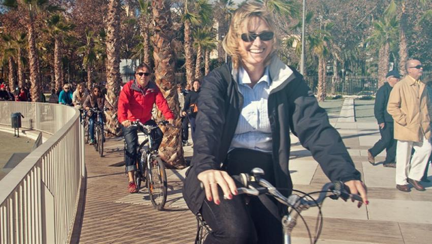 Sea and Sun, Coastal Bike Tour Malaga