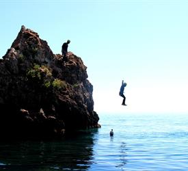 Coasteering in Nerja – Malaga, Adventure Tours in Spain