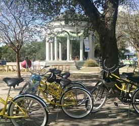 Complete Crescent Tour, Bike Tours in New Orleans, United States