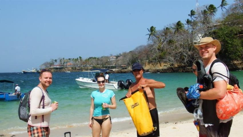 CONTADORA ISLAND FULL DAY TOUR 2, Contadora Island Full Day Tour