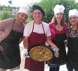Cooking Paella Course and Visit Albufera Lake