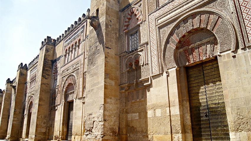 Front view of cordoba - tiqy, Cordoba From Granada