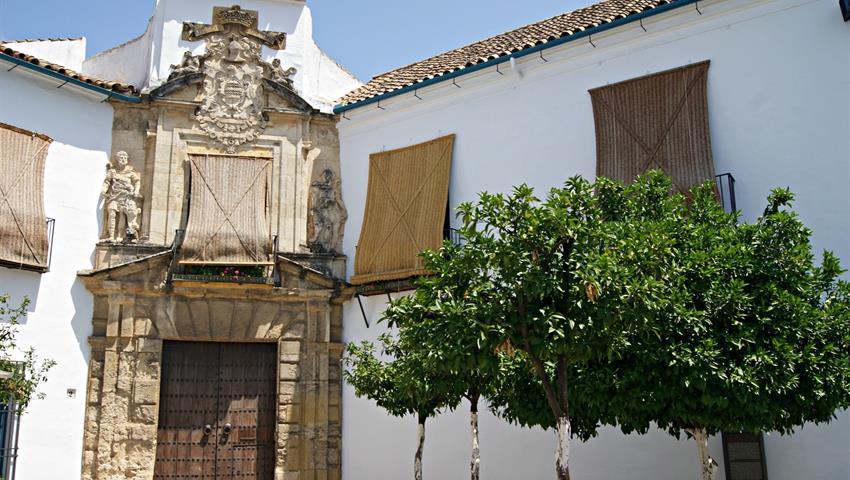 Panoramic view of cordoba - tiqy, Cordoba From Granada