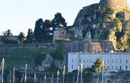 Corfu-Old-Fortress-and-Sea-tiqy, Corfu Town Walking Tour
