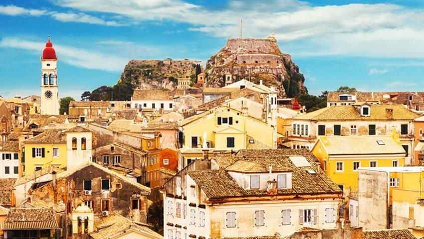 corfu-walking-tour-tiqy, Corfu Town Walking Tour