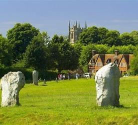 Cotswolds Villages and Avebury Stone Circles