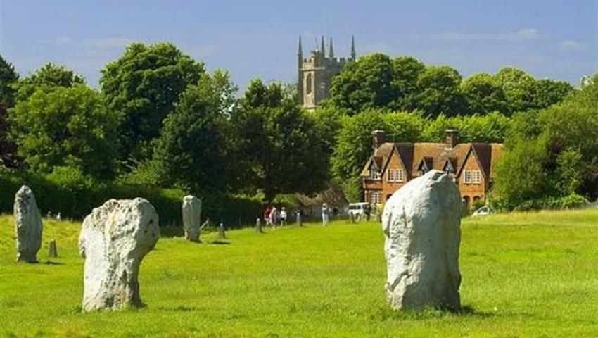 Cotswolds Village and Avebury - Tiqy, Cotswolds Villages and Avebury Stone Circles