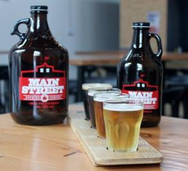 Craft Beer and Bites Tour, Walking Tours in Canada