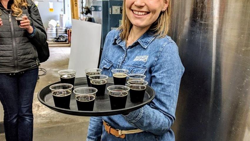 Free Samples, Tour Calgary Cerveza Artesanal