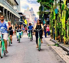Creole Odyssey Tour, Bike Tours in New Orleans, United States