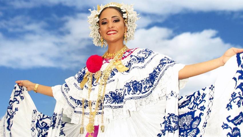 1, Tour el Folklore de Azuero
