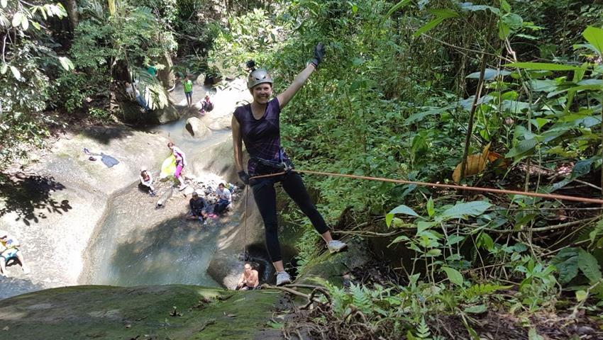 5, Cultural Rappel Experience in Capira