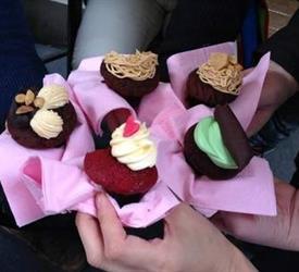 Cupcake and Dessert Walking Tour