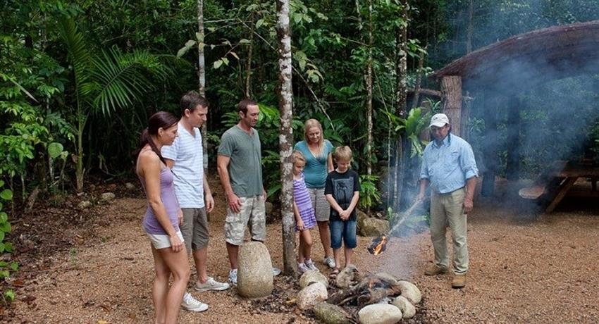 Daintree Walkabout ceremony, Daintree Walkabout